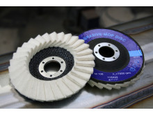 Norton Beartex vilt vlaklamellenschijf_Product 1