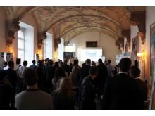 Karolina Buniowska, die das Employer Branding bei Villeroy & Boch verantwortet, begrüßte die anwesenden Gäste.