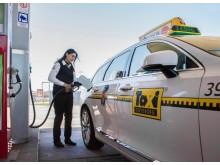 Volvo Cars och Taxi Göteborg testar HVO100