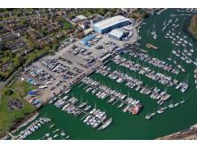 Hi-res image - Cox Powertrain - Berthon UK headquarters in Lymington