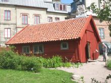 Bild 14 Timmerhus med historia