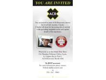 Image - Ocean Signal -  Invitation to ACR Electronics SurvivorClub event at Miami Boat Show