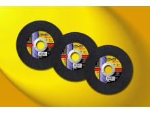 Flexovit Mega-Line tunna kapskivor - Produkt 1