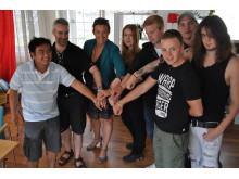 Havskampen insamlingskampanj till förmån för Ung Cancer, välgörenhet