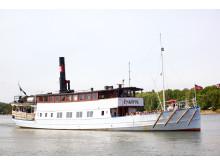 Pressbild - Strömma Kanalbolaget - M/S Enköping