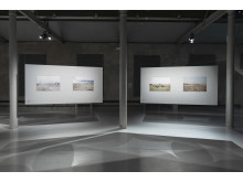Installation view / installationsbild Delta och Sediment 2019 -  Suvra Kanti Das