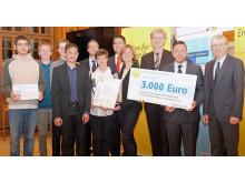Verleihung Bürgerenergiepreis Oberfranken 2018