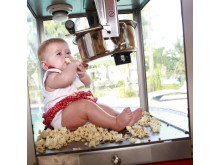 Museum og popcorn. Kredit Shutterstock.com