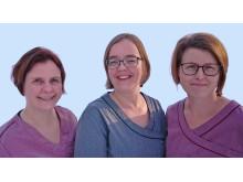 Ultuna Vårdcentral - Heidi Lindbäck, Sofia Lavén och Karin Salomonsson Wohlin_180221