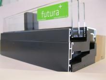 Tværsnit Futura+ vinduet