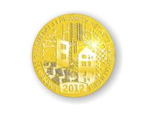 Medalj - årets materialnyhet