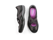 "Skechers Mary Jane Women's Relaxed fit:  ""Breathe Easy - Lay low"""
