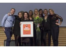 Årets insamlare - organisation: Stockholms Stadsmission