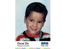 Oscar Zia idolkort BRIS