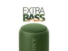 SRS-XB10 von Sony_grün_7