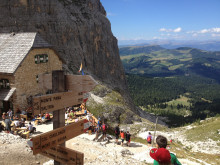 Vandretur i Dolomittene