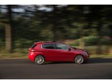 Sverigepremiär nya Peugeot 308_sida