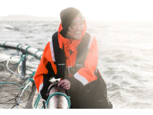 Forsknings- og utviklingsdirektør Monicha Seternes i Måsøval Fiskeoppdrett