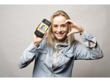 Hele Norges helsesøster, Tale Maria Krohn Engvik, tar «Helsesista»-universet fra Snapchat til bok.