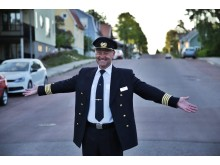 Kapten Ola Bengtsson i Åland