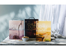 CHILL OUT Tre bag in boxar med ny design