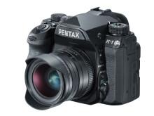 Pentax K-1, med 31mm