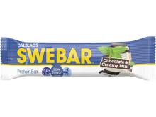 Swebar Low Sugar Chocolate Creamy Mint