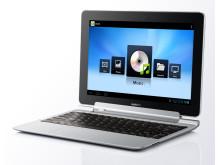 MediaPad 10 FHD med laptop kit
