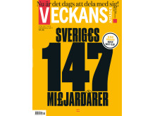Omslag Veckans Affärer Nr 51-52 2014