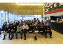 KNX-seminar_stortfremmøde