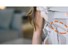 Nu lanseras Ergobabys storsäljare Omni 360 i Cool Air Mesh utförandet!