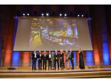 Stylt vinner Unescos pris för världens bästa hotelldesign