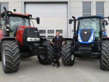 Toimitusjohtaja Jukka Vanhahonko, VV-Traktori