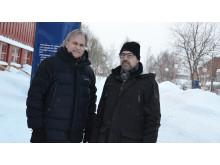 Michael Nilsson och Karl Andersson