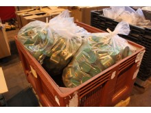 Op Magic NW24/15 Tobacco seized by HMRC in Rochdale