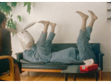 "Stillbild från Gernot Wielands film ""Thivery and and Songs"""