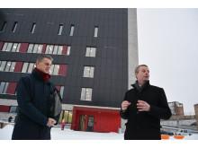 Kjetil Lund og Terje Søviknes