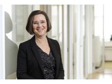 Cecilia Thomasson-Blomquist, kapitalförvaltningschef på PP Pension