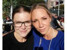 Jessica Brown & Stina Grälls