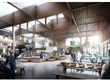 Sønder Otting Skole - Atrium