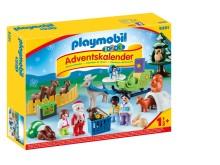 """Der neue PLAYMOBIL 1.2.3.-Adventskalender """"Waldweihnacht der Tiere"""""""