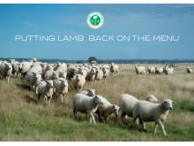 Putting Lamb Back on the Menu