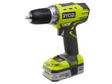 Ryobi bore-/skruemaskine RCD18021L