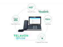 Yealink T56A with Telavox Flow_december 2018