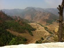 Chin State - en isolerad stat i västra Burma.