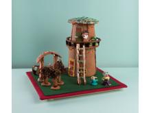 Baking bad. Tobias i tårnet, Kardemomme by. Sigurd, Lucy og Andreas Smith Ulseth. Barn t.o.m. 7. klasse.