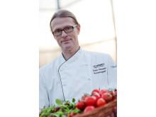 Stefan Johansson, restaurangchef Högbo Brukshotell