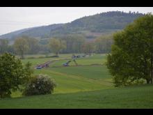 Trassenbau Schneckenlohe
