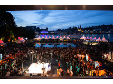 Blue Balls Festival in Luzern