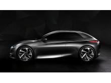 DIVINE DS - konceptbilen i profil
